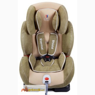 Автокресло Eternal Shield Honey Baby (бежевый/оливковый) ES02-HB42-003