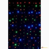 Гирлянда светодиодный дождь 2х3, новогодние гирлянды