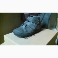 Новые кожа ботинки Bisgaard дания