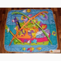 Tiny Love Зоосад детский развивающий коврик