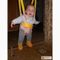 Прыгунки-тренажер детские новые : 3 в 1 прыгунки+тарзанка+к ачели Цена: 200,00 грн.