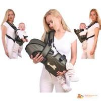 Рюкзак кенгуру -переноска для детей Womar RAIN №8 excluzive