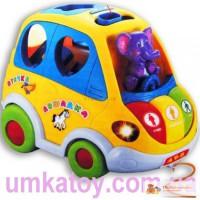 Предлагаем к продаже детскую развивающую машинка Автошка
