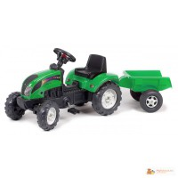 Трактор Педальный с Прицепом Ranch Trac Falk