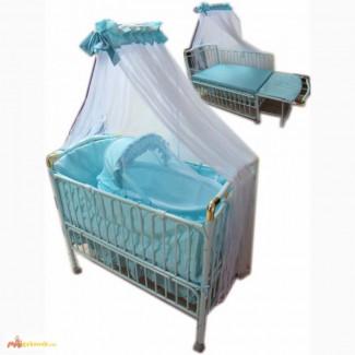Распродажа! Поспешите! Осталось всего 3 кроватки Geoby. Новые
