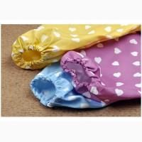 Слюнявчик-фартук с Диней героями для защиты одежды при кормлении