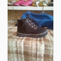 Демисезонные ботиночки 22- 27 на мальчика Jong Golf новые