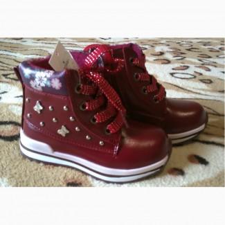Качественные кожаные ботинки
