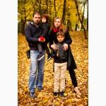 Семейный фотограф в Киеве и по Украине. Что может быть важнее семьи