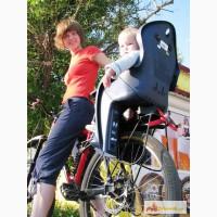 Детское велокресло на любой велосипед