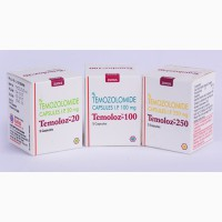 Temoloz ( аналог Темодал, Темозоломид, Temozolomide) для лечения меланомы