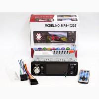 Автомагнитола Pioneer 4022 ISO экран 4, 1#039;#039;, DIVX, MP3, USB, SD, BLUETOOTH
