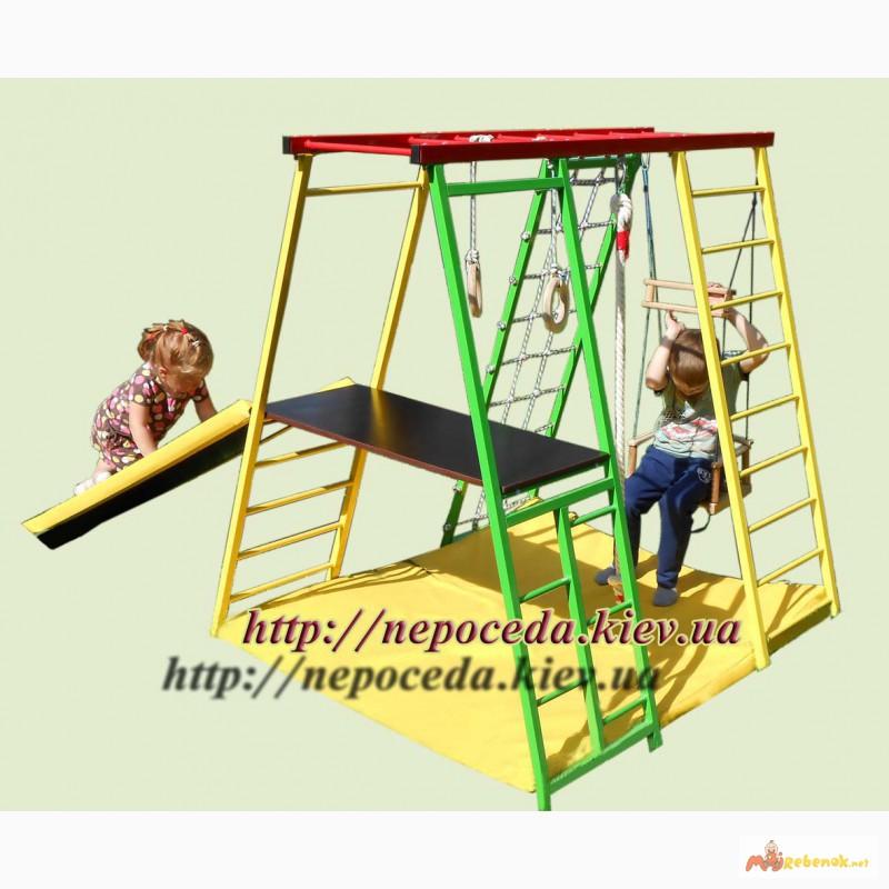 Фото 3. Детский спортивный комплекс СЕКРО-Чемпион