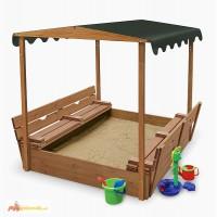 Песочница детская, песочница из дерева (pes 4)
