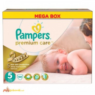 Подгузники Pers Premium Care DRY MAX. Памперс Премиум. Низкая цена. По Киеву доставка