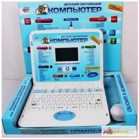 Детский обучающий русско - английский ноутбук 7293 Joy Toy