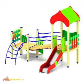 Детская площадка Иллюша-100