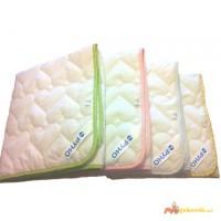 Одеяло для новорожденных. Антиаллерген зимнее Сердечко Руно