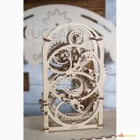 Механический-Деревянный 3D Конструктор - Таймер-секундомер