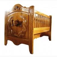 Детская кроватка, Красивая Кроватка Ангел