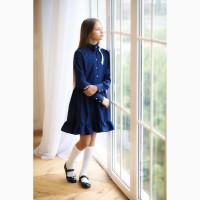 Платье для девочки а-03-0010. 1 aliniya рост 122, 128, 134, 140, 146, 152