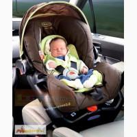 Автокресло Graco Logico S, кат. 0 0-13 кг напрокат качество и безопасность