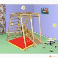 Детский спортивно-игровой комплекс Астронавт сосна, спортивный уголок для детей