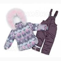FANTASY Girl Комплект зимний от PILGUNI 2018 благородство цвета
