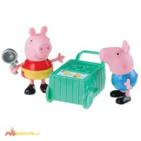 Набор свинка Пеппа, Джордж продают мороженое