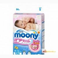 Moony Подгузники M (6-11кг) 62 шт 4903111211050 (внутренний рынок Японии)