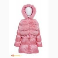 Пуховик snowImage snowImage sidy-b639 для девочек 110-134см