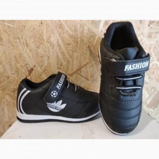 26-31 на мальчика кроссовки черные для спорта