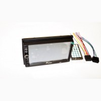 2din Магнитола Pioneer 7018 USB, SD, Bluetooth (короткая база)