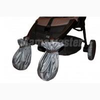 Чехлы на колёса коляски