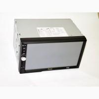2din Магнитола Pioneer 7012B USB, SD, Bluetooth, КАМЕРА заднего вида
