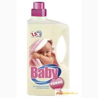 Гель для стирки детских вещей Forsil Baby (1, 5 л.)