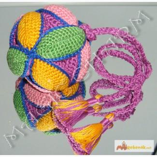 Развивающая игрушка-головоломка мячик-пазл