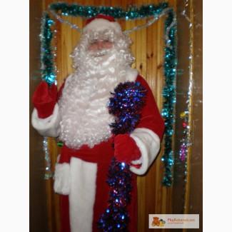 Дед Мороз, праздник, клоун, Киев