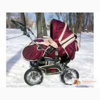 Продам коляску для двойни, близнецов Kajtex Juppi Twin