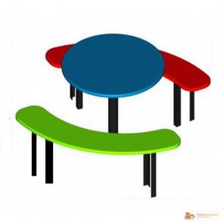 Столики для детской площадки