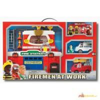 Игровой набор Пожарная станция K12636 Keenway