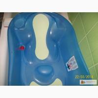 Ванночка OK Baby Onda Evolution + крепление на ванну ( пр-во Италия)