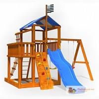 Детская площадка, игровой комплекс для улицы BL-6