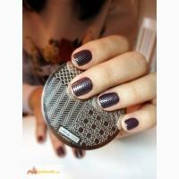 Диск hehe005 для дизайна ногтей konad дизайн