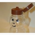 Баночка-бутылочка пищевая МЕДВЕЖОНОК