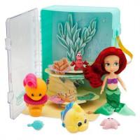 Мини-кукла аниматор малышка русалочка Ариэль