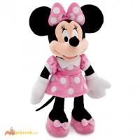 Мягкая игрушка Минни Маус в розовом, 49 см