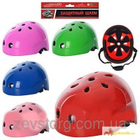 Детский защитный шлем Sport Plus: 4 цвета