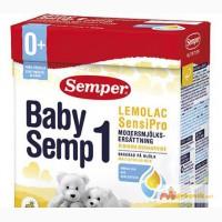 Грудное молоко с лактобактериями BabySemp 1 Lemolac