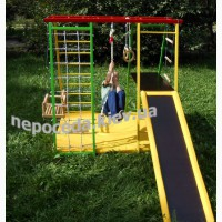 СЕКРО-Чемпион Детский спортивный комплекс